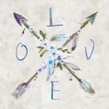 Boho Arrow Love