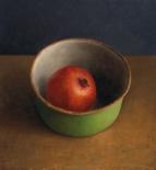 Green Bowl II - Jos Van Riswick