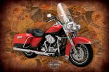 Harley Davidson - road king