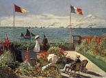 The Terrace at Sainte-Adresse