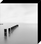 Lake Michigan Morning, Chicago, Illinois, USA - Michael Kenna