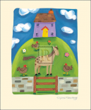 Purple Farmhouse