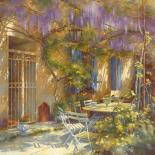 A la table de Michèle