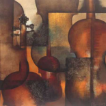 Ode to Music II - Marie-Louise Oudkerk