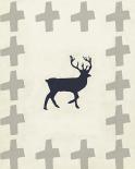 Dancing Deer II - Anne Waltz