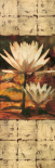Waterlily Panel II