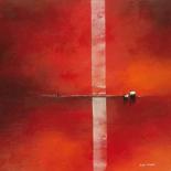 Deep red I - Andre Schrooten
