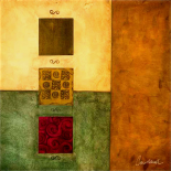 Square abstract II