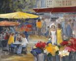 Summer market II - Jettie Roseboom