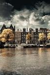 Amsterdam Autumn Canal I