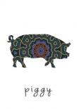 Piggy II - Anne Waltz