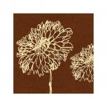 Chrysanthemum Square III