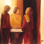 Meeting place I - Jettie Roseboom
