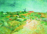 Jardin potageres sur montmartre