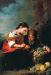 Die kleine Obst Händler
