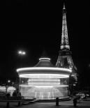Eiffel Tower Merry Go Round