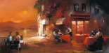 Dinner for two II - Willem Haenraets