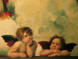Madonna Sistina (Detail)