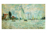 Le Barques egates Argenteuil