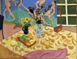 Fruits, fleurs, panneau