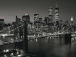 Manhatten Skyline at Night