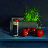 Still Live With Tomato - Jos Van Riswick