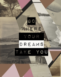 Go where you dreams II - Anne Waltz