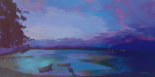 Grand Baie nuit IV - Ewa Mazur-Devaux