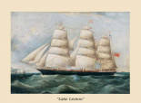 The Ship Lake Lemon