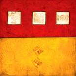 Horizontal Abstract Trio