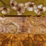 Golden Poppy Swirl