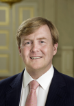 Portret Willem Alexander