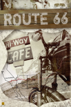 ROUTE 66 - map