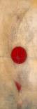 Triptyque rouge I