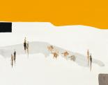 La route du désert I