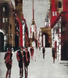 City scene III - Elena Radzetska