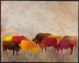 Cows II - Gisela Funke