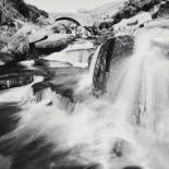 Three Shires Head Falls, Peak District,