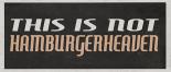 Hamburgerheaven - Anne Waltz