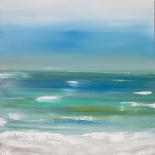 Ocean vertical landscape