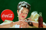 Coca-Cola - Green Mask