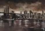 NY Brooklyn Bridge - Yuliya Volynets
