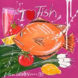 I love fish - El van Leersum