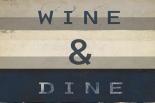 Wine and dine I - Anne Waltz