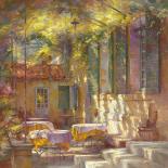 A l'ombre de la terrasse