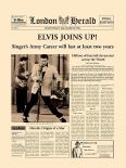 Elvis Joins Up!