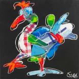 Cool animal I - Art Fiore