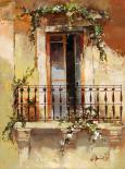 Balcony III - Willem Haenraets