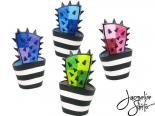 serie cactus A-medium - Jacqueline Schaefer