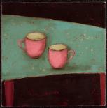 Pink Cups - Jo Oakley